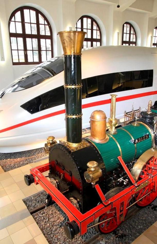 Componenti per il settore ferroviario