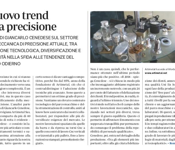 Pagina Pubblicitaria Golfarelli Editore